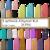 LipStick Digital Kit 3-Jewelry Tag-Clipart-Art Clip-Gift Tag-Holiday-Digital