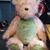 Hand Crafted Teddy Bears - Completey Hand Sewn - Beautiful JUMBO Size Teddy