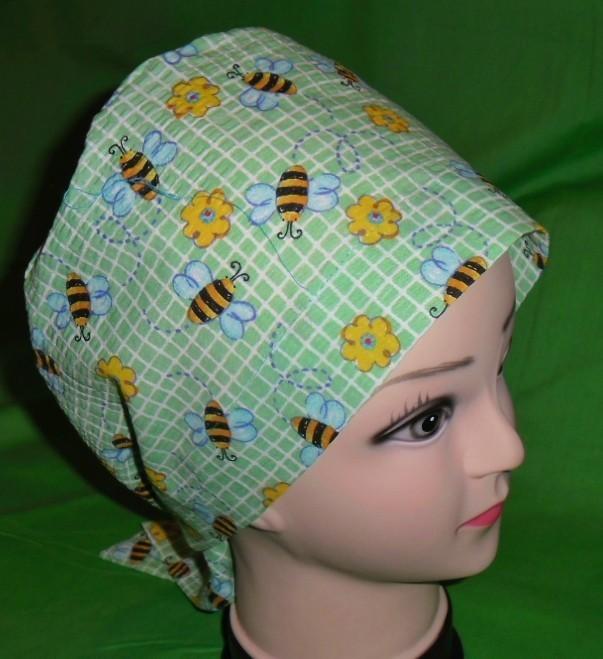 Ladies Hats Nurses Scrubs Scrub Caps Pediatric Hats Pixie Tie Back Ladies Hats