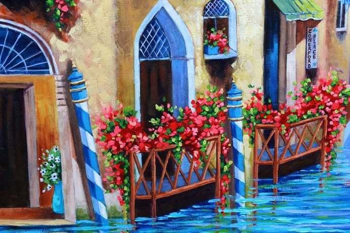 Original Oil Painting Custom Art Work Made to Order Signed Original Oil Painting