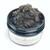 Coffee sugar scrub with Chocolate, a natural coconut oil bath scrub skin care