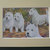 WEST HIGHLAND TERRIER Dogs Vintage Mounted 1958 Westie plate print Unique Thank