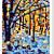 Abstract Fine Art Print - Winter Light
