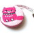 Tape Measure Pink Cats Retractable Measuring Tape