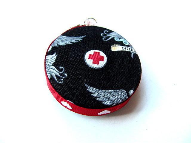 Tape Measure Medical Theme Nurses Retractable Measuring Tape