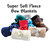 Super Soft Monogrammed Fleece Blanket- Custom Fleece Throw - Personalized Fleece