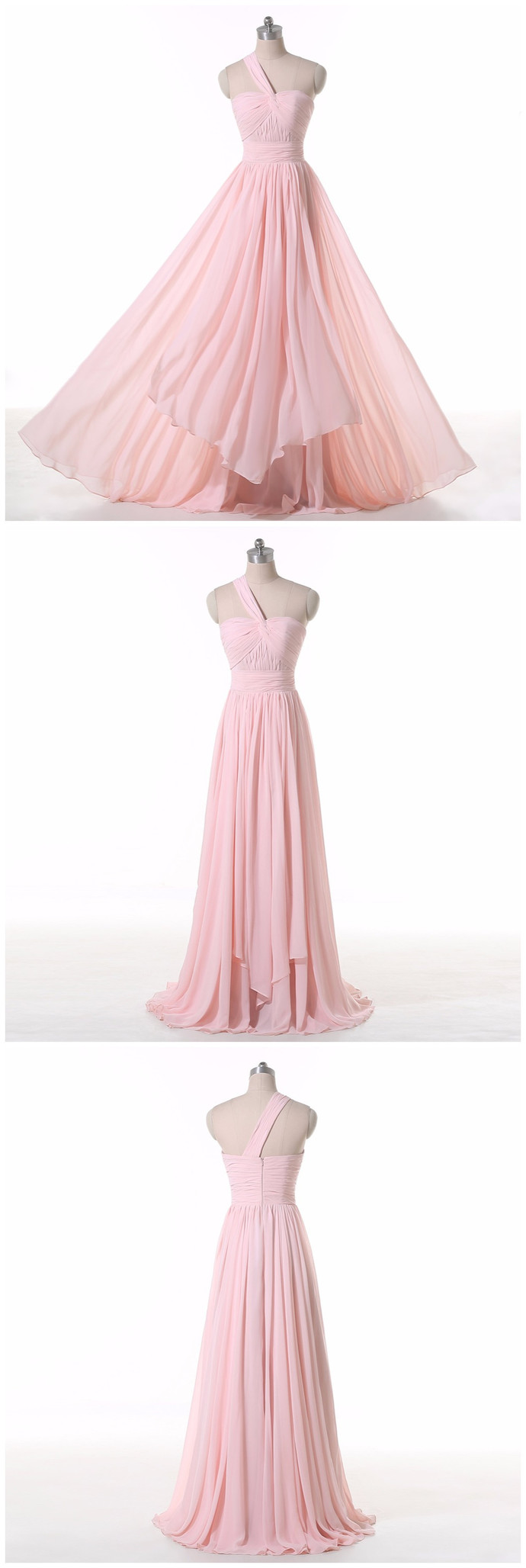 Long ball gown, mermaid evening dress