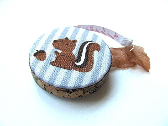 Tape Measure Chipmunks Retractable Small Measuring Tape