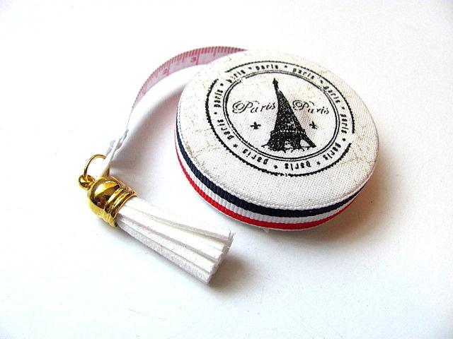 Small Measuring Tape Paris France Retractable Tape Measure