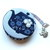 Tape Measure Blue Teapots Retractable Tape Measure