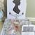 Jane Austen Lavender Sachet Set of 3 in Gift Box, Pride Prejudice, Emma,
