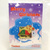 Coca Cola Hardee's Christmas Polar Bear Pin Badge Set Of 4 - Hong Kong Hardees -