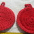 Set of Two - Double Sided Kitchen Scrubbie