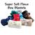 Monogrammed Throw Blankets, Personalized Fleece Blanket, Embroidered Blanket,