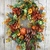 Large Fall Wreaths for Front Door, Autumn Wreaths for Front Door, Fall Wreaths,