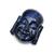 Natural Labradorite Laughing Buddha Head Carving Filigree Findings Religious