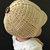 Baby Boy or Girl Baseball-Style Cap Crochet Pattern:  Newborn-6 Months