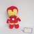 Iron Man Plushie Inspired- Handmade Crochet Plushie Toy/ Decoration