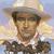 John Wayne StageCoach Cross Stitch Pattern***LOOK*** ***INSTANT DOWNLOAD***