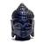 Labradorite Buddha Head Carving Filigree Findings Religious Spiritual Gemstone