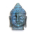 Labradorite Buddha Head Carving Filigree Findings Religious Spiritual Gemstone