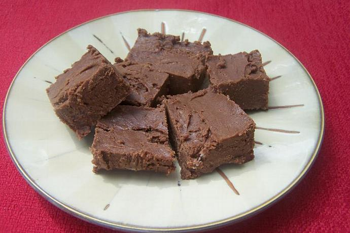 1 lb Indulgent Chocolate Cheesecake Fudge Ultra Creamy