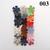 Assorted Colors of Vinyl Die Cut Flowers