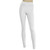 White Leggings Jersey Ballet Tights Plus Size Yoga Pants High Waisted Leggings