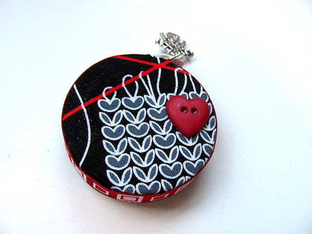 Measuring Tape Just for Knitters WIP Retractable Pocket Tape Measure