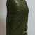Burgundy Leather Skirt Pencil Skirt Wine Hobble Skirt High Waisted Bodycon Plus