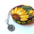 Retractable Tape Measure Sunflowers Small Measuring Tape