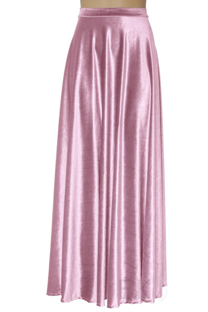 Burgundy Velvet Skirt Long Bridesmaids Skirt A-line Skirt Plus Size Skirt Maxi