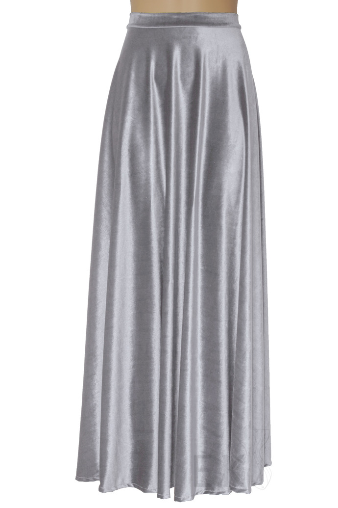 Purple Velvet Skirt Plum Bridesmaids Skirt A-line Skirt Plus Size Skirt Maxi