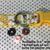 "Simpsons, Cartoon, animated, TV, sitcom, 1"" wide adjustable Dog collar, Donut"