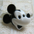 Profile Mickey Mouse Snaptogether Button