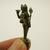 Hindu mini Gods amulet Phra Trimurti 3 Supreme miniature Shiva Brahma Vishnu