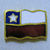 Enamel Flag Button, Chile Realistic Button