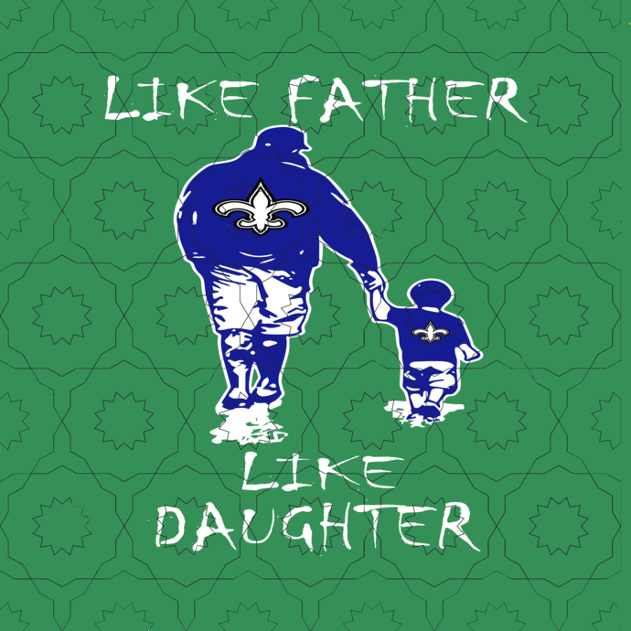 like father like daughter svg, like father like son svg, dad svg, father day