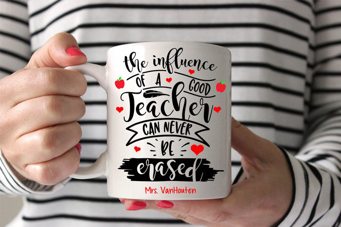 Teacher appreciation coffee mug teacher gift teacher appreciation teacher coffee