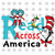 Read across america svg,Dr.Seuss svg,Cat in hat,Thing one thing two,dr.seuss