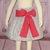 Strawberry Skirt, Girl Skirt, Red and Blue Girl Skirt, Toddler Skirt, Little