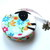 Tape Measure Flower Sheep Small Retractable Measuring Tape