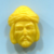 Man with Turban #2 Yellow Realistic Button Head from the Good Neighbors Set