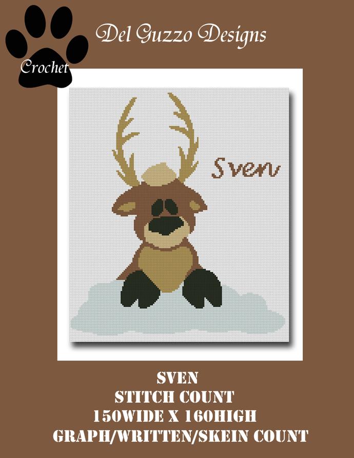 Sven - Let It Go Series 150x160