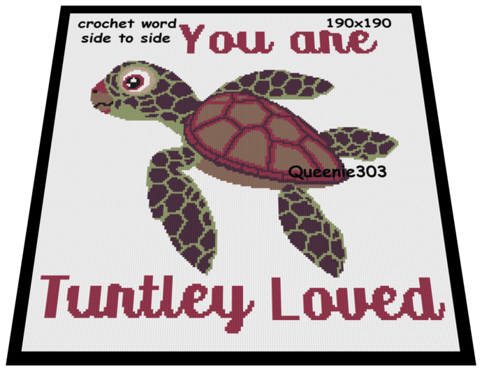 Turtley Loved 190x190