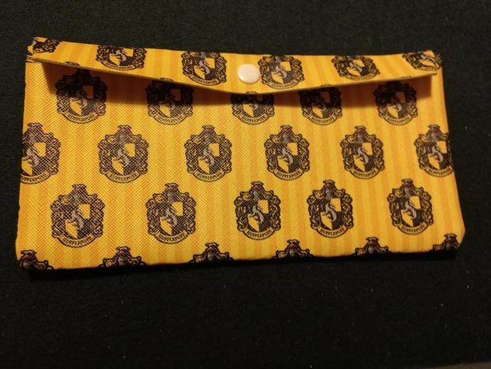 Hufflepuff wallet/pouch