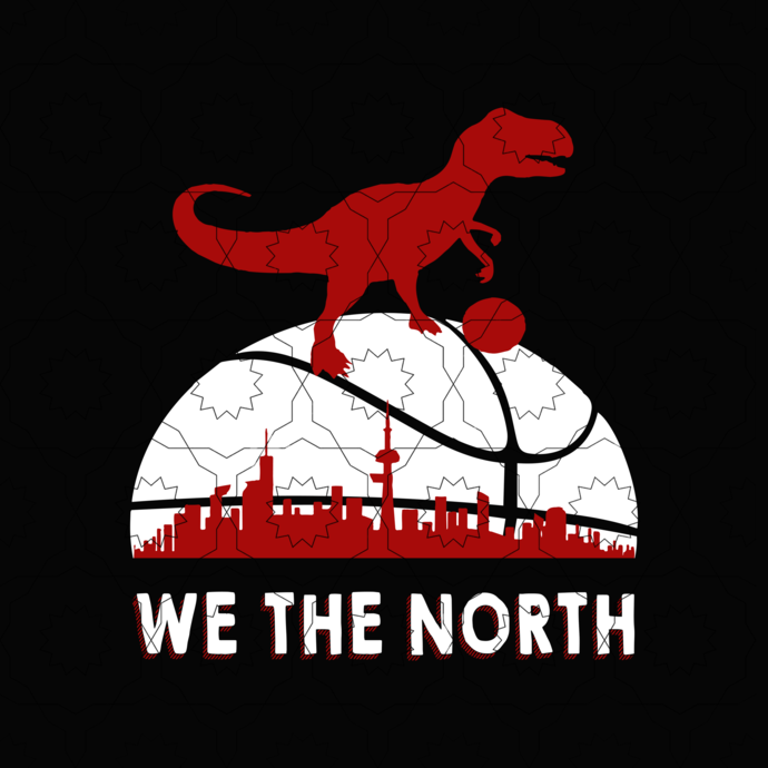 we are north svg, raptor toronto svg, basketball svg, toronto fan svg,  quote