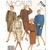 McCall's 2128 Misses Dress, Tunic, Skirt 80s Vintage Sewing Pattern Uncut Plus