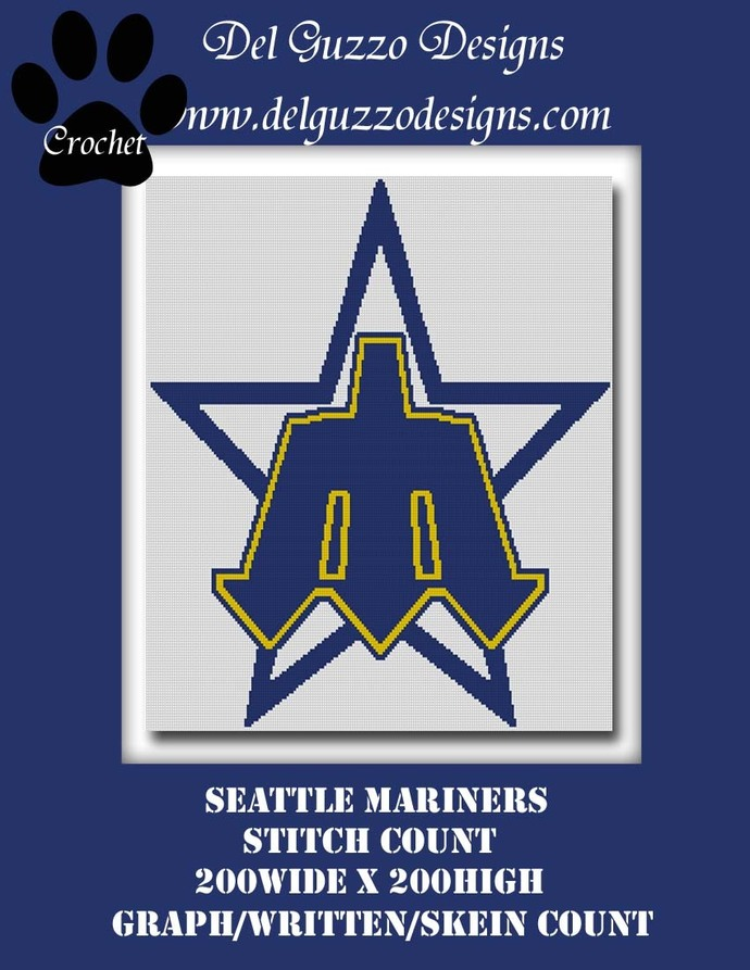 Seattle Mariners 200x200 Full Size