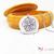 Flower and Heart Mandala Necklace, Meditation Pendant, Stamped Metal Pendant,